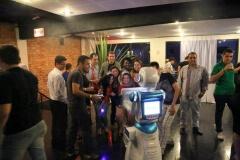 Robô Interativo da Atento - Lapa 40º - Rio de Janeiro - RJ