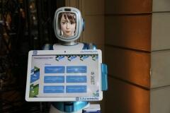 Robô Interativo da IBM no DeveloperConnect 2014