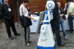 Robô Interativo da Novo Nordisk - ProACTH - Brasília - DF
