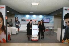 Robô Interativo da Unisescon, 24º EESCON em Campos do Jordão - SP