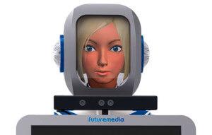 Robô RMbot-D Futuremedia