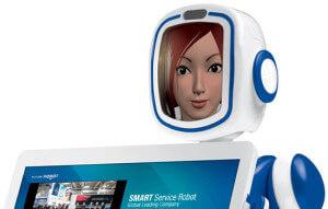 Robô RMbot-S Futuremedia
