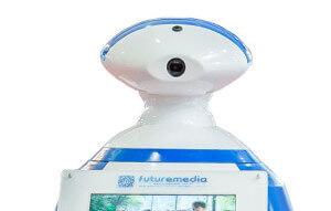 Robô RMbot-T Futuremedia