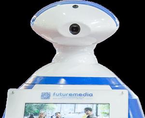 robo rmbot-t futuremedia face