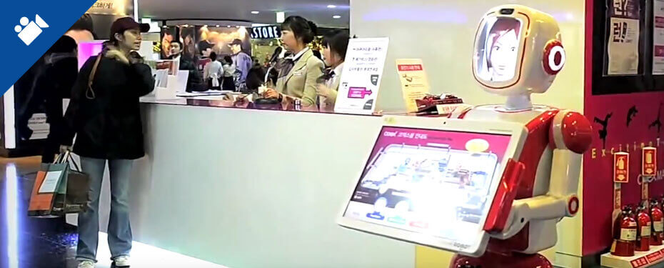 video shopping coex mall