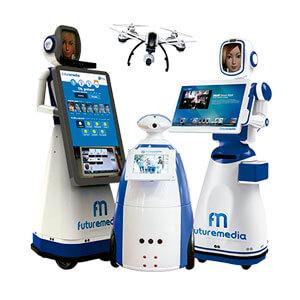 Robôs futuremedia