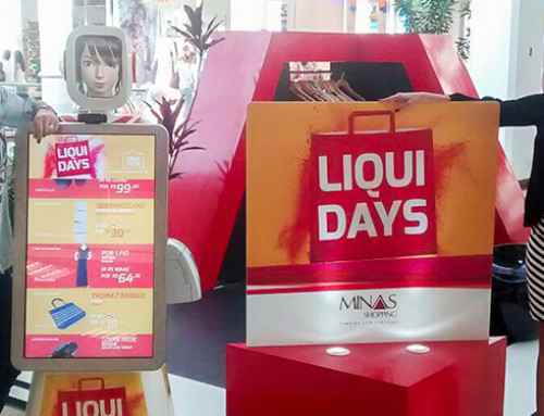 Minas Shopping – Liquidays