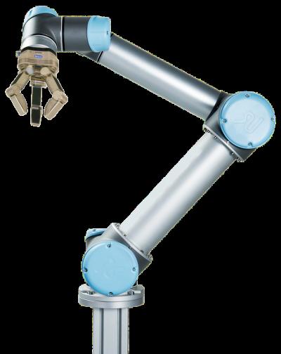 Braço Robótico Futuremedia